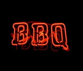 Barbecue Sign