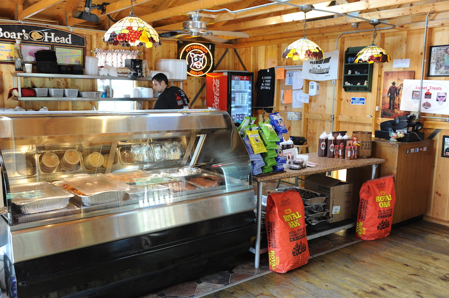 Inside our Carry Out Location